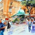 Flower Seller Republik Street