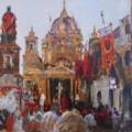 Nadur Church Gozo Festa