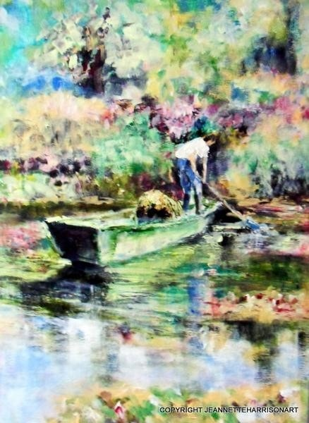 Monet's French Life