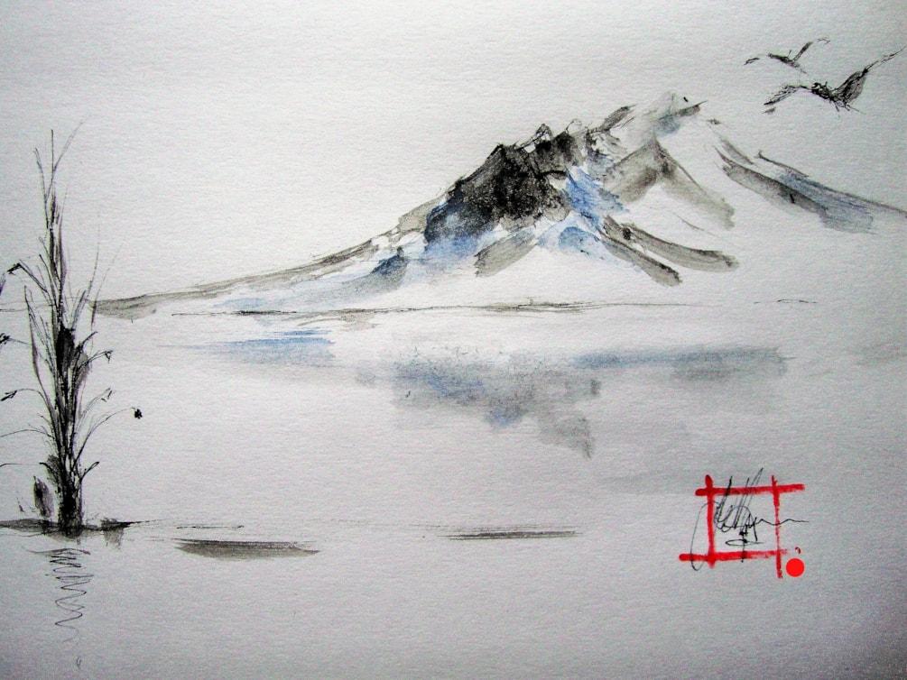 The last Fuji....