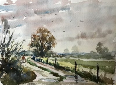 A Walk on a Blustery Day