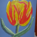 Be inspired by O'Keeffe - Glyn Macey's June challenge