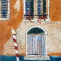 Venetian Facade - Collage