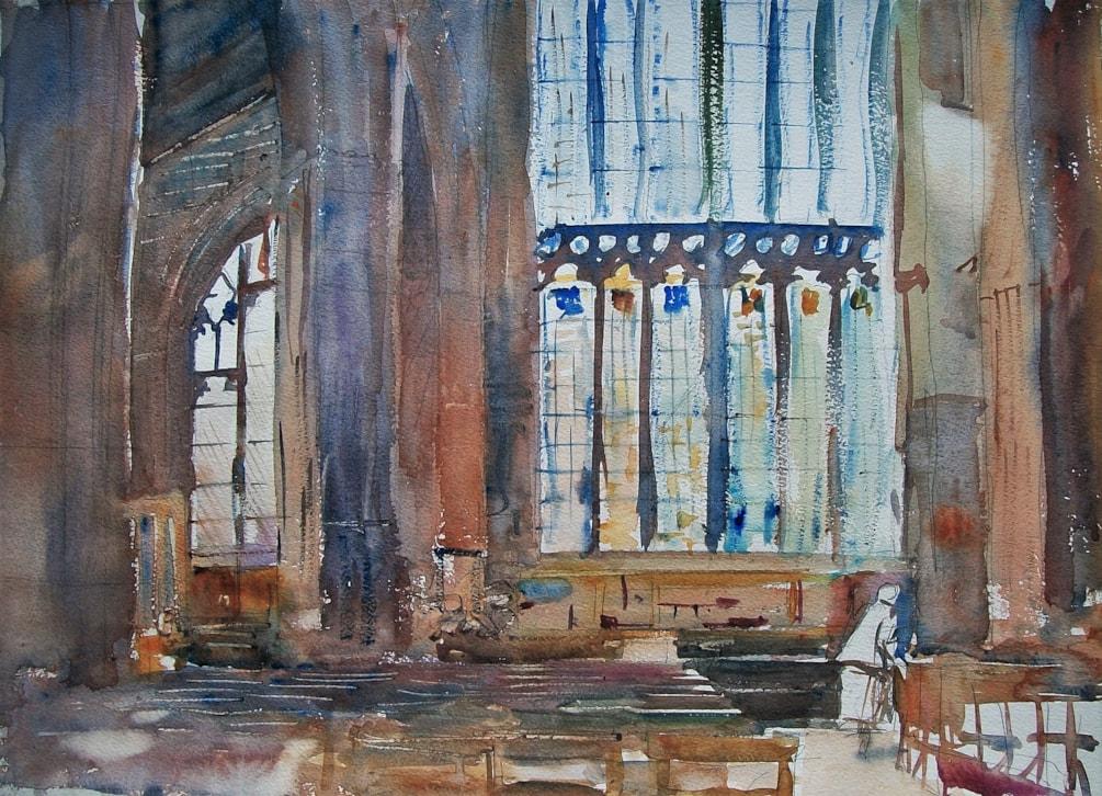 Saint John the Baptist's Church, Coventry.
