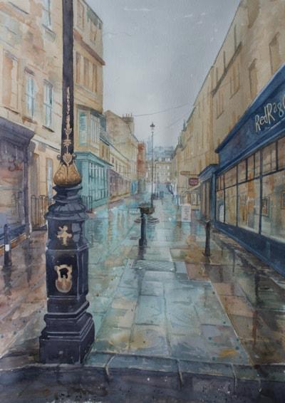 Brock Street, Bath
