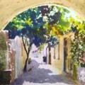 Alleyway in Crete