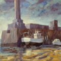 Incoming tide - Margate Harbour