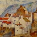 Staithes collage base