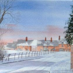 Old Sketchley Village