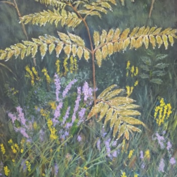 63 Flowers and Grasses