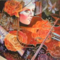 Concert Violinist