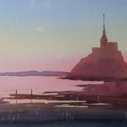 Le Mont Saint Michel Brittany
