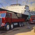 Belfast docks 1961