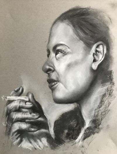 Billie Holiday - study