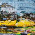 St. Ives, Harbour Beach. © SOLD