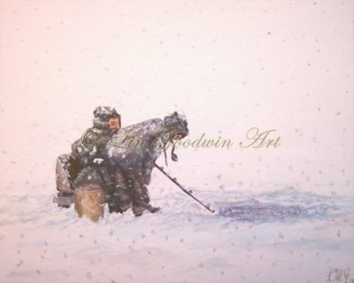 Ice Fishers