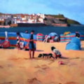 On the Beach, St Ives