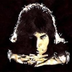 "Freddie Mercury ""Killer Queen"""