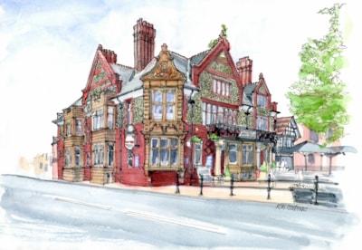 The Mulberry Tree Hotel, Stockton Heath