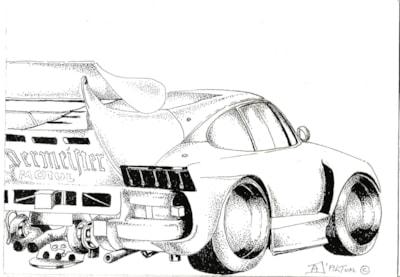 Jagermeister Porsche