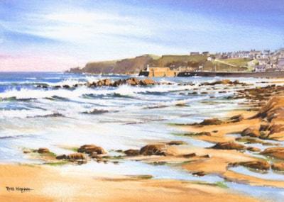 Cullen's Rocky Shoreline