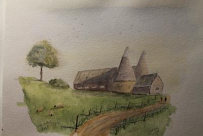 Hop Barn Kent