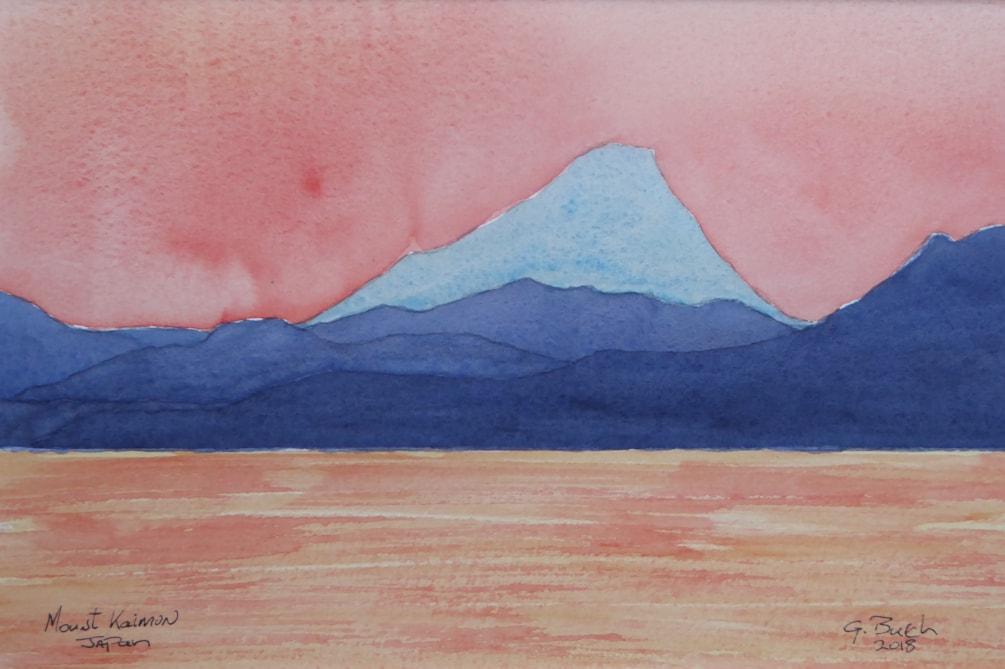 Mount Kaimon (Japan)
