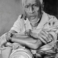 Danny John-Jules as Dwayne Myers in Death in Paradise