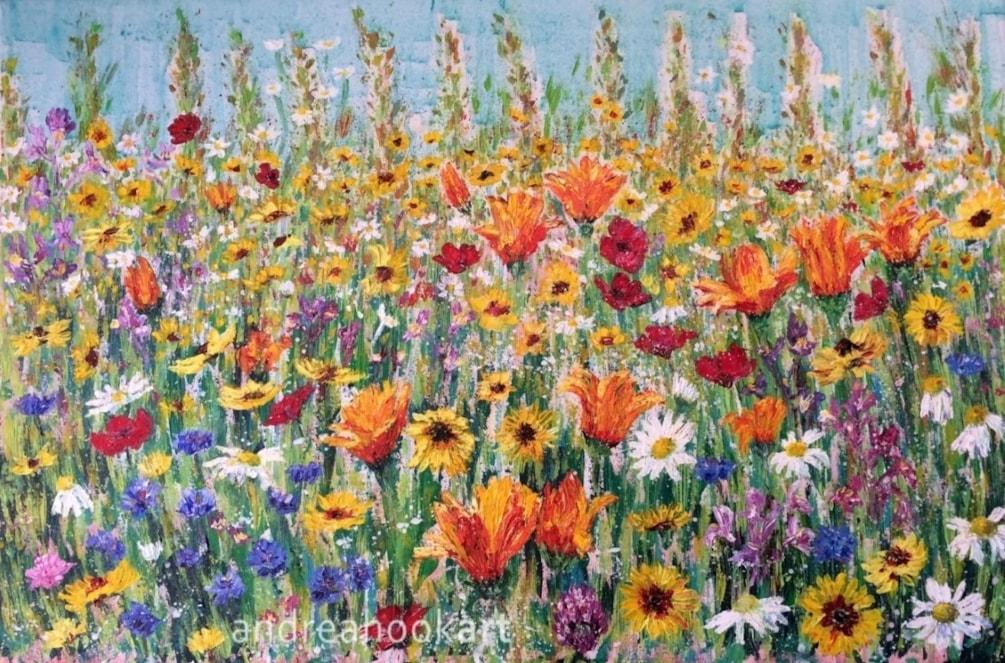 Wildflowers, Hatch Pond