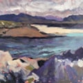 Oil Sketch of Iona after Cadell