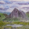 Buachaille Etive Mo'r' work in progress FINISHED
