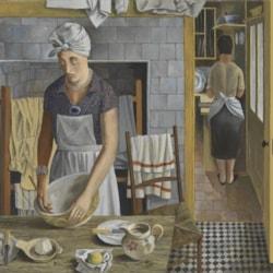 Copy of Kitchen by Reginald Brill