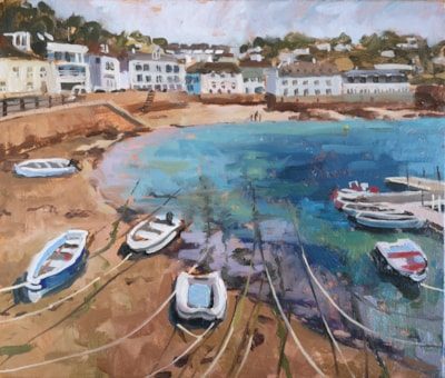 Low Tide, St Mawes