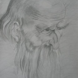 Durers Old Man