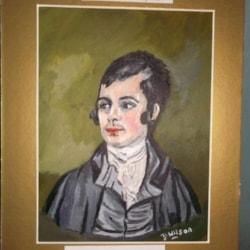 Robert Burns. Scotland's National Poet