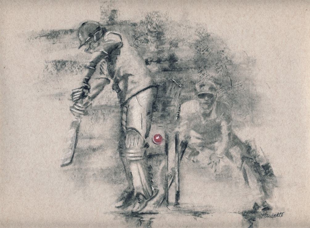 An Ashes Bowled
