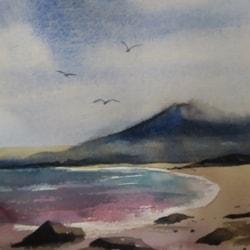 ''White Strand Connemara''