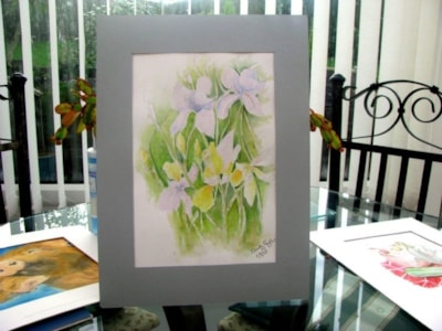 FLOWERS (SOLD)