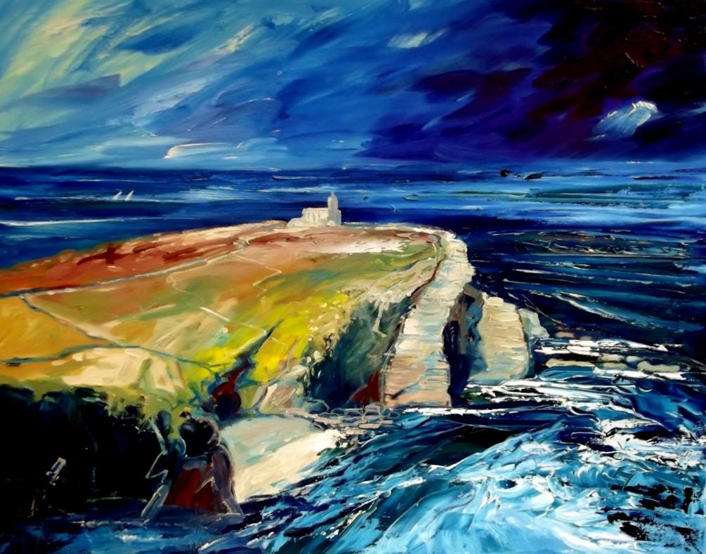 Stoer Head Lighthouse, Sutherland.