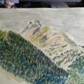 Sketch Peaks from St Anton