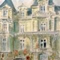 BMW Z4 at Chateau Bouvet Ladubay
