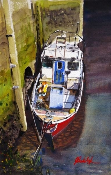 Boat Study - Newcastle