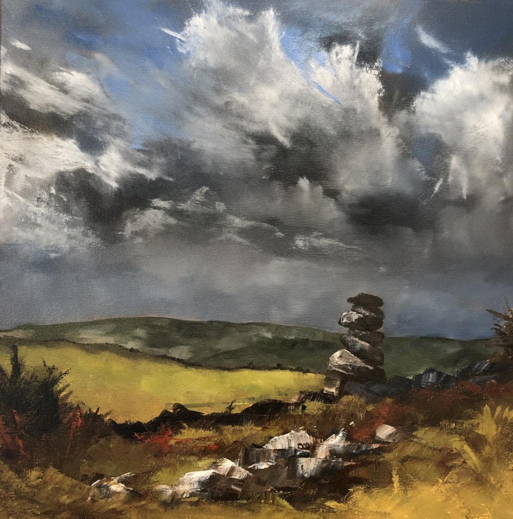 'Bowermans Nose, Dartmoor.
