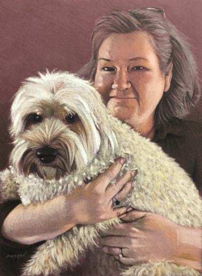 Patricia & Sally