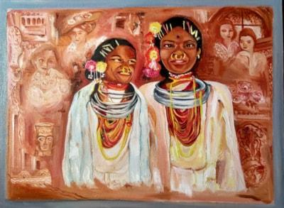Tribal heroines