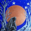 Harvest moon Hare