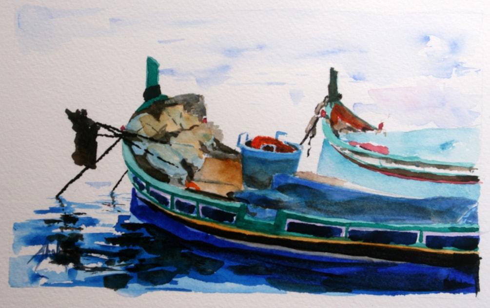 Raymond's Boat