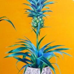 The golden pineapple