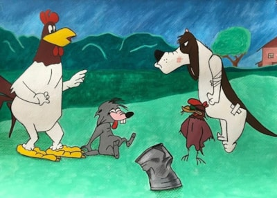 Foghorn and Friends