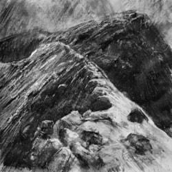 Summit approach - Helvelyn, Cumbria